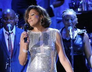 En man i Dalarna anmäler Whitney Houston-låt för att han anser att hon sjunger om honom utan att ha rätt till det.
