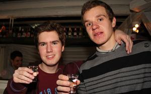 Konrad. Jerry och Jonatan