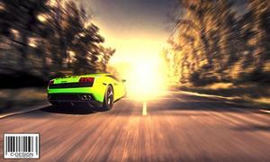 Motive Lamborghini Gallardo lp560-4 Superleggera 2011RiggshootBilen rullar egentligen bara på tomgång men med hjälp ut av slutar tider & lite annat mojs mojs blir det en brutal action fartbild :)