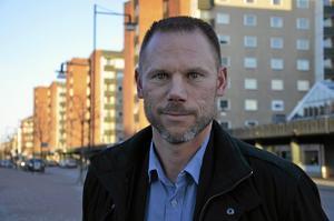 – Är det ett levande centrum vi vill ha så är det inte en parkering till vi behöver.Andreas Svahn (S) kommunstyrelsens ordförande.