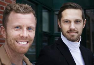 Kristoffer Näfver och Stellan Carlsson – från Forward till Rynninge.