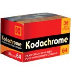 Kodachrome läggs ner efter 74 år
