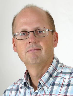 Bosse Svensson, kommunfullmäktigeledamot (C) och VD för Mktmedia.