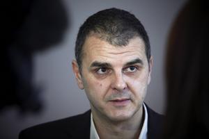 Jasenko Selimovic Roger Haddad Folkpartiet