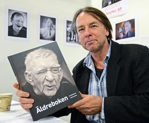 Håkan Olsén, fotograf och en av författarna till