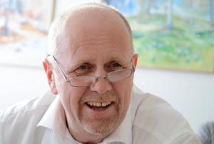 Flest personröster. Det fick Lars-Göran Zetterlund (C) i valet till kommunfullmäktige i Hällefors.