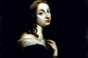 Drottning Kristina.