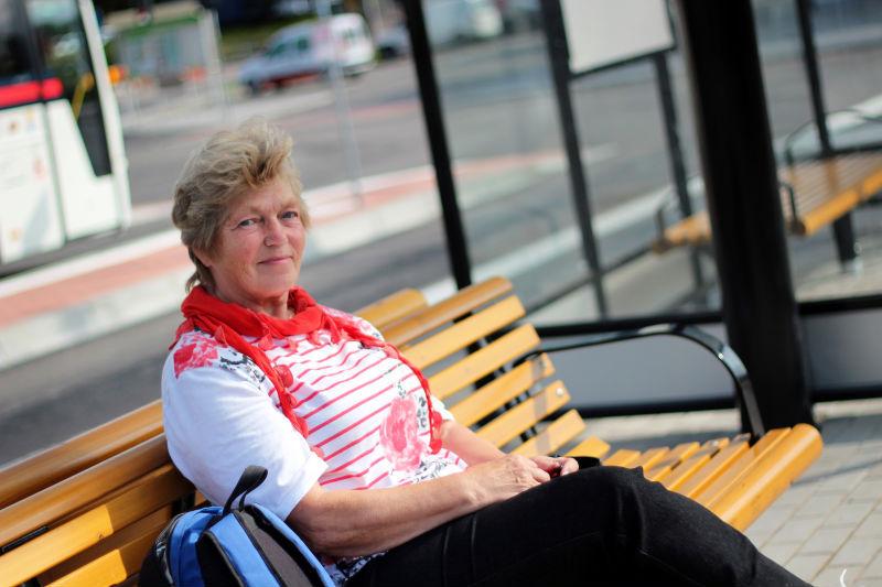 Sj stoppade resa for handikappad