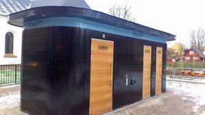 Offentliga toaletter av den här modellen kommer att dyka upp på flera platser i Göteborg de närmaste åren.