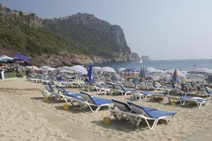 Alanya i Turkiet är ett av de charterresmål dit det finns restresor kvar.