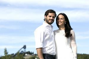 7 juli 2014: Paret berättar öppenhjärtigt, i den första intervjun efter förlovningen, om den magiska morgonen.