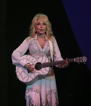Dolly Parton.   Foto: Rob Griffith/AP/TT