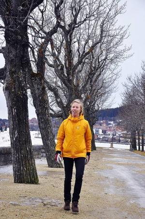 Nästa vecka drar Sara Widell till Sunnmöre i Norge för att göra toppturer tillsammans med tre gäster från New York och en från Österrike.