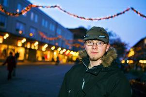 Nykterist. Daniel Sundkvist gillar att teckna, men är totalt ointresserad av sport och bilar.Foto: Madelene Söderblom