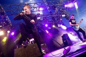 Amerikanska black metal-bandet Deafheaven fick krönikören att skratta högt och fånigt, utan att skämmas.