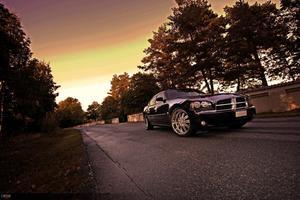 Dodge charger/RT 2009 Foto/Redigering : Jag
