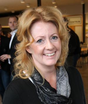 Cathrine Holgersson.