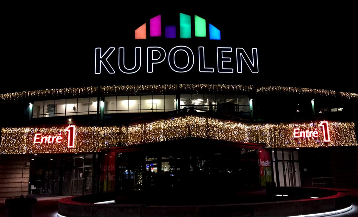 a2ea497823c4 Modekedja i konkurs – butik i Kupolen berörs