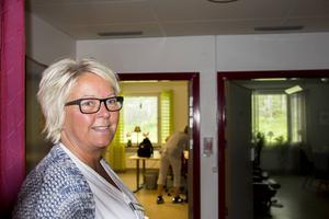 Ett fantastiskt roligt sätt att arbeta på, säger undersköterskan Carina Krantz om Trygg hemgång.