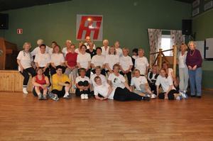 Heby Gymnastikförening. Bild: Eva Larsson