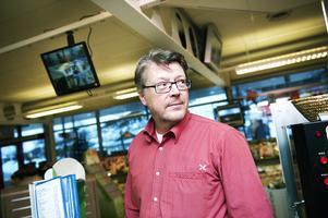 Ulf Tjernström, vd på OKQ8.
