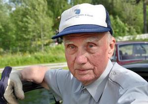 Stig Hansson, Fjällsta:– Jag hoppas verkligen att Fjällsta skola får överleva för överskådlig framtid. Det är en av förutsättningarna för att folk skall fortsätta att bo här.