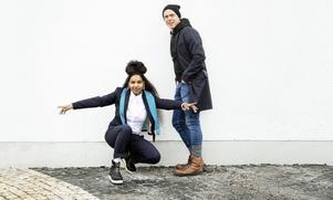 Ayesha Quraishi och Olof Hanson blir konstnärliga ledare för Kulturhuset Stadsteatern Vällingby.