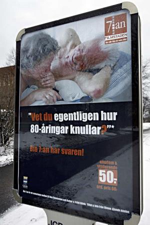 Reklamen som har fått flera läsare att höra av sig till GD.