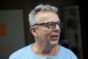 Anders Sjölander, Härnösand:– Jag jagar ju inte själv, men älgkött är gott och så är det bra för trafiken att det inte blir för många.