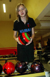 Bowling damerna rasade