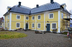 Vändpunkt. Efter att Lindesbergs museum lämnade Tellandska gården har verksamheten haft oklara och otillräckliga mål. Arkivbild