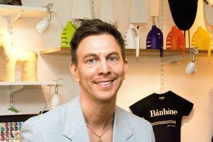 Magnus Sandebree, vd på Imorgon Innovation. Bild: Anna Sjöblom