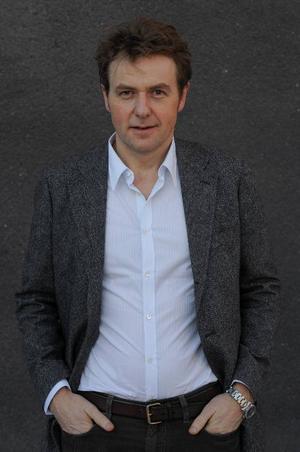 """Programledaren Fredrik Skavlan, aktuell med talkshowen """"Skavlan"""" i SVT, är för svenskarna mest känd som skådespelerskan Maria Bonnevies pojkvän.Foto: Leif R Jansson/SCANPIX"""