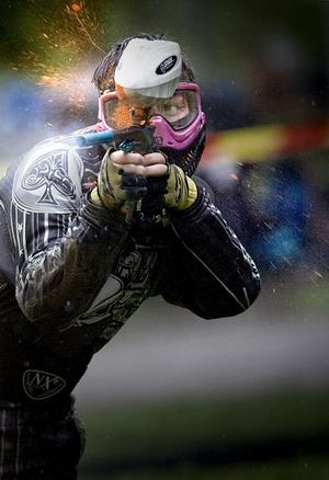 Paintball SM i Mosås.