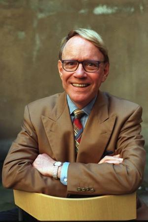 """Ledde succé. Lennart Swahn ledde """"Blåsningen"""" i flera omgångar."""