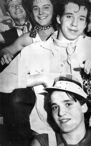 5. Life Line från Hede, december 1983.