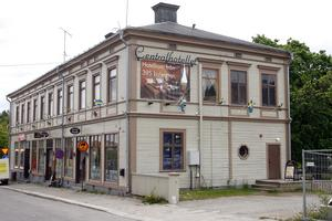 Centralhotellet i Söderhamn.