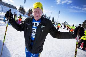 Ingemar Arwidson är fortfarande obekymrad inför VC-starten i Östersund.