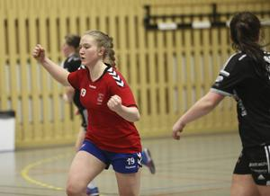 Signe Wallgren gjorde sex mål för Lidingö.