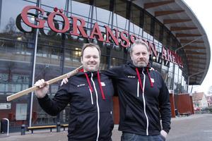 Magnus Muhrén och Magnus Edlund tar över i SAIK.
