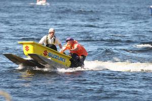 Kent Hållberg utlovar också världens snabbaste badkar under showen.