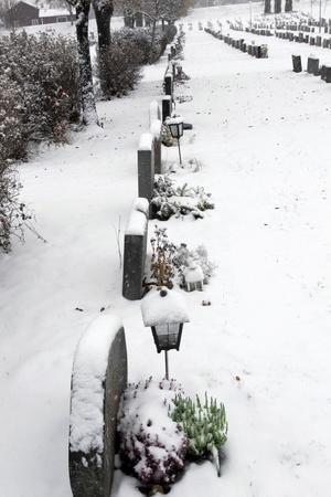 En ny gravsten kostar mellan 15 000 och 20 000 kronor, om man i stället låter återvinna en gammal blir kostnaden under hälften.