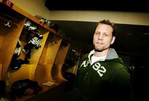 """Publikfavoriten Martin Sonnenberg återvände aldrig till Timrå IK den här säsongen. Nu har han bestämt sig för att sluta med ishockeyn. """"Det var ett tufft beslut"""", säger han i en intervju med Dagbladet."""