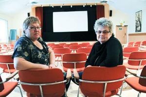 Sylvia Krapf och Sonia Sydh oroas över bions framtid.