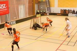 Helen Bircher tog allt som kom hennes väg i 3–0-vinsten mot Linköping.