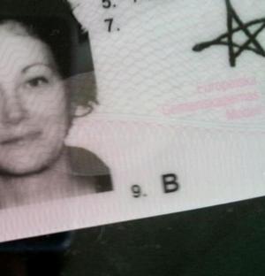 Numera har Anna Rytterbrant en stjärna som signatur på sitt körkort.