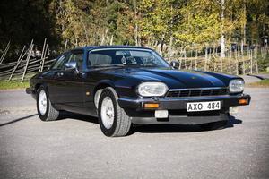 Christians bil är från 1992, men karossen är i stort sett densamma som när modellen lanserades 1974.