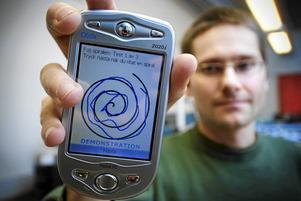 Redan för tio år sedan var Jerker Westin med och tog fram appen som hjälper parkinsonsjuka att diagnosticera sina problem bättre.