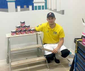 Emil Eriksson är revanschsugen och satsar på att kvalificera sig för VM i Dubai.