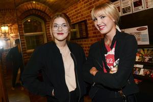 Wilma Edin Lönn och Kristin Edlund var på Domsaga för att se Militia.